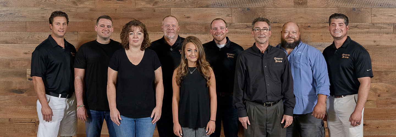 The Carpet Barn Team